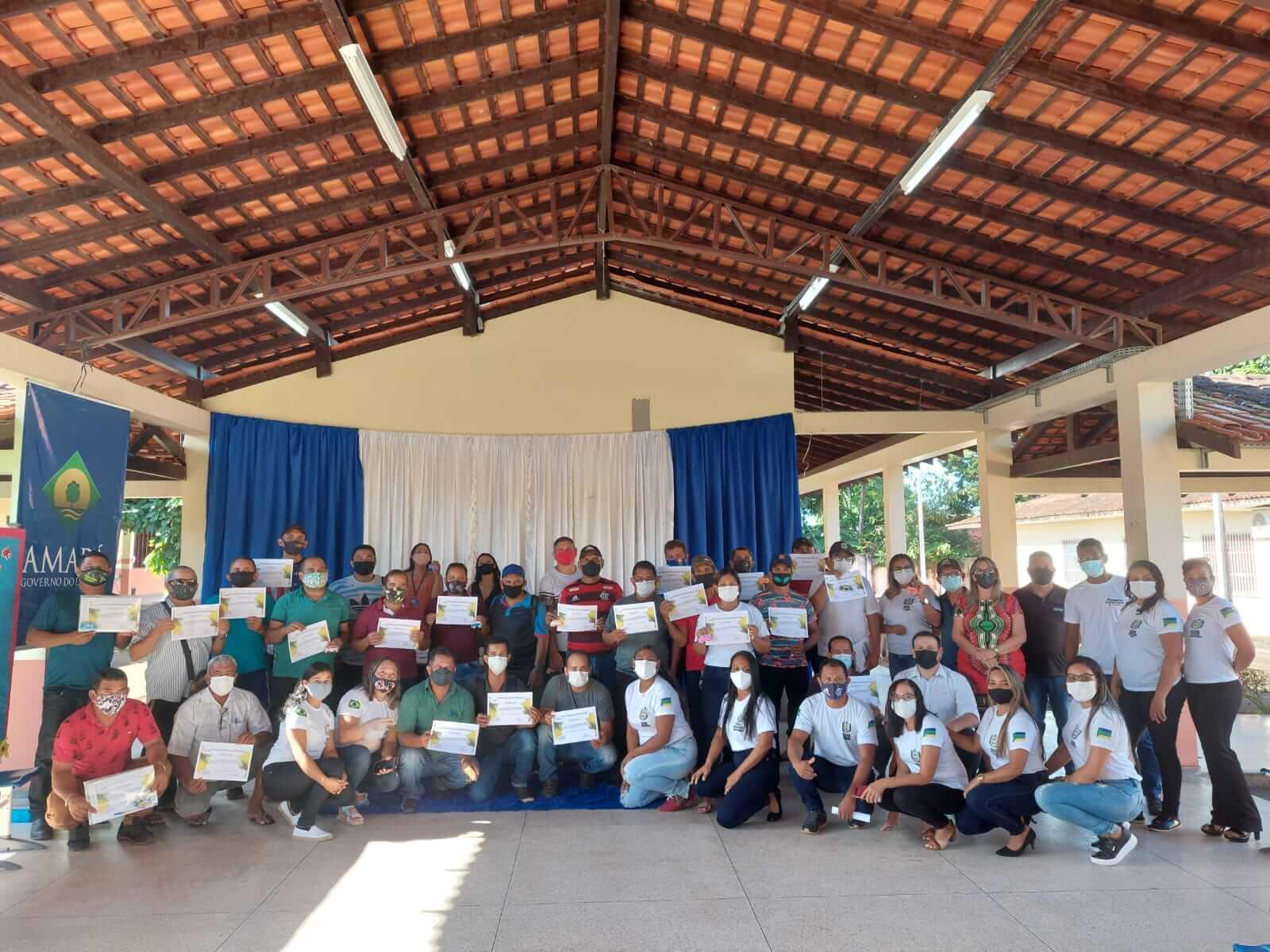 Curso de Atualização para Transportador Escolar em São Joaquim do Pacuí