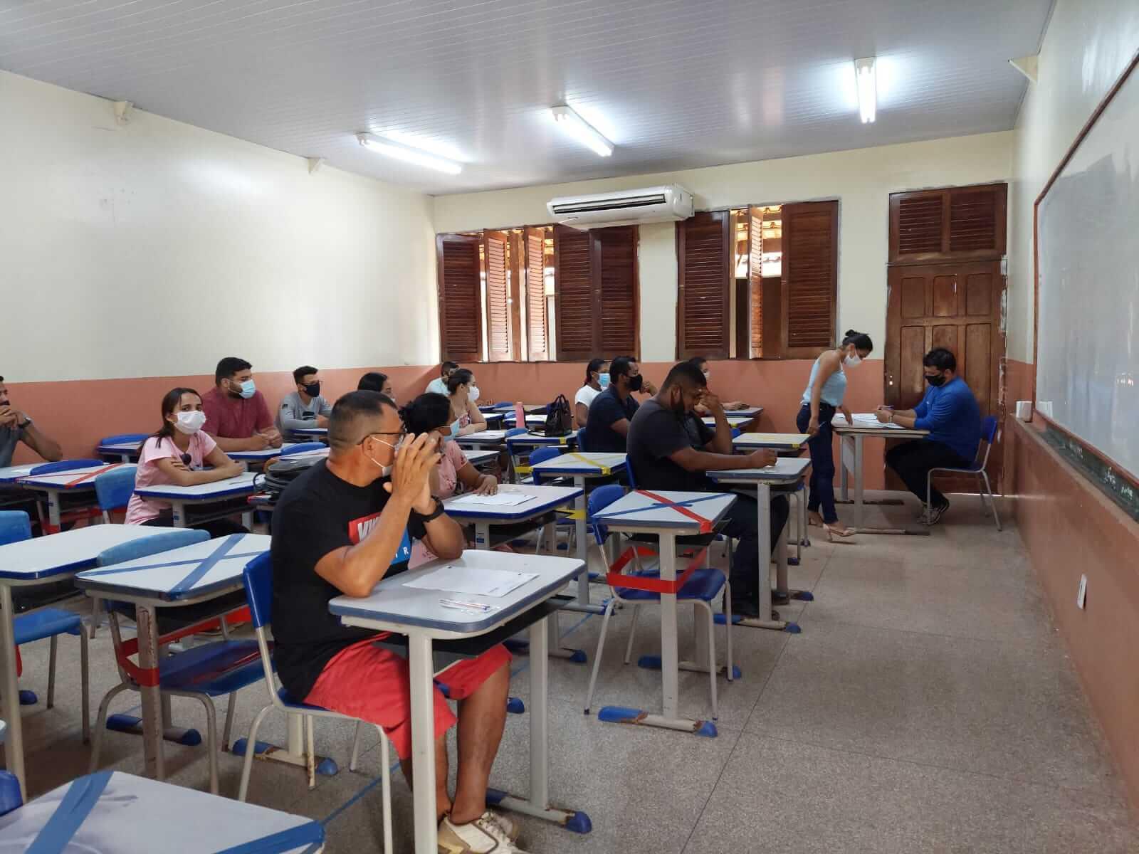 Provas Teóricas para primeira habilitação em Oiapoque