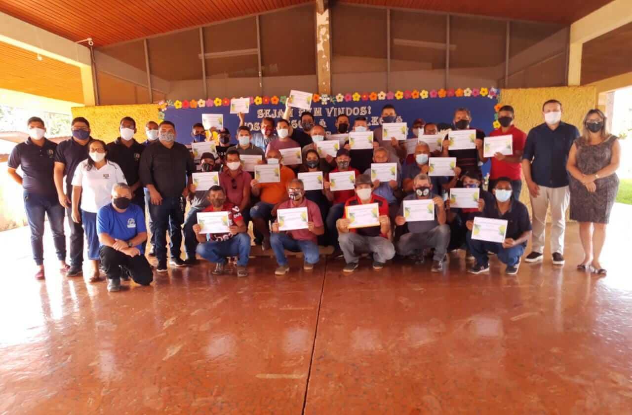 Curso de Atualização para Condutor de Transporte Escolar em Serra do Navio